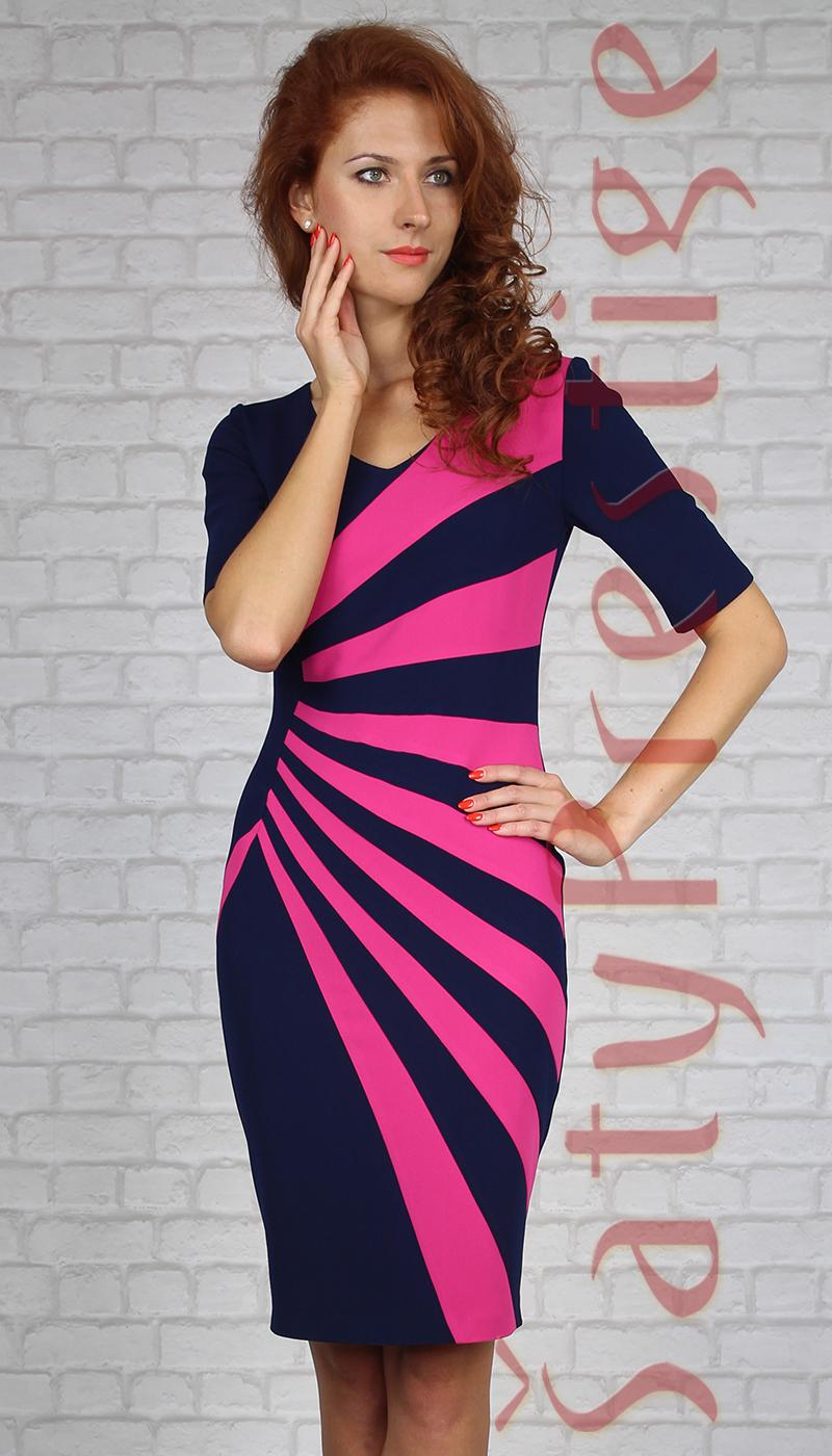 Spoločenské šaty kratke Kamila c811f252826