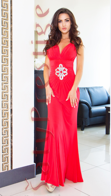 Spoločenské šaty dlhé Donna  e05f78d8363
