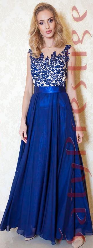 Spoločenské šaty dlhé Laura af384a1fa73