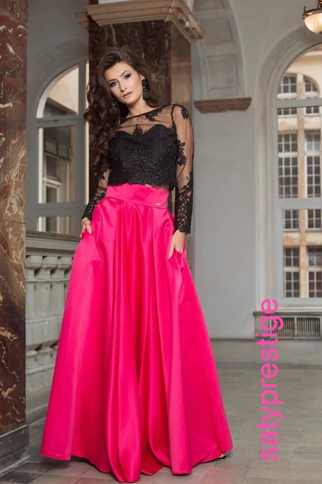 Dámske spoločenské sukne dlhé Elen  9aec779eb88