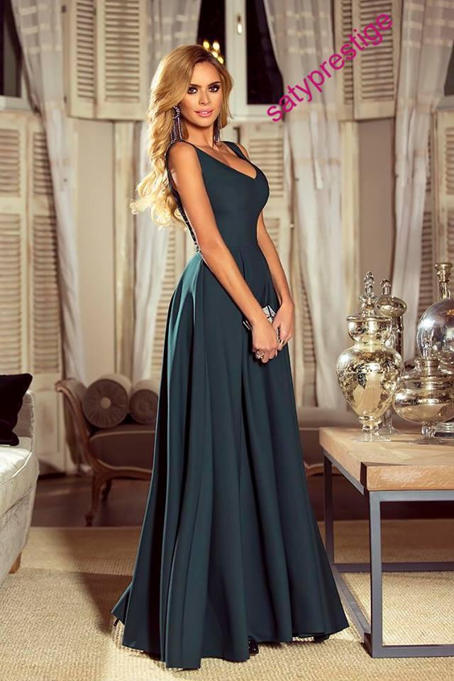 beafa7e66a91 Spoločenské šaty dlhé Klaudia