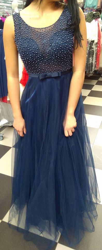 c19e9cac40bb Spoločenské šaty dlhé Rita empty