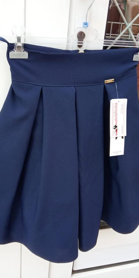 5e10bccb686d Dámske spoločenské sukne krátke AA farebné empty